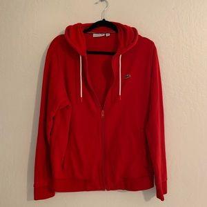Lacoste sweatshirt or hoodie